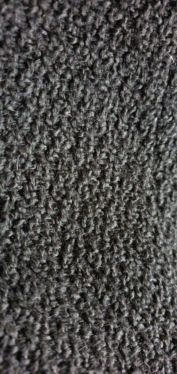 Per-Una-black-boucle-knit-jacket-Front-asymmetrical-zip-linedsize-14-383747521350-2