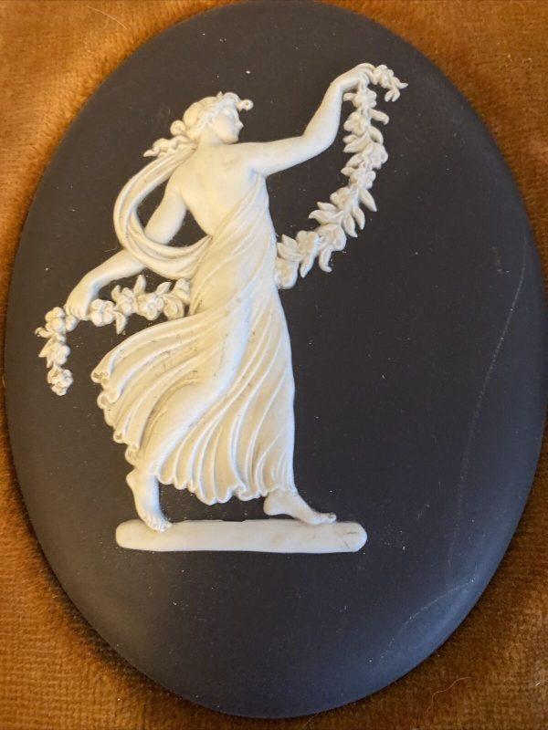 Black-Jasperware-Plaque-Of-Dancing-Hours-Lady-384136833091-2