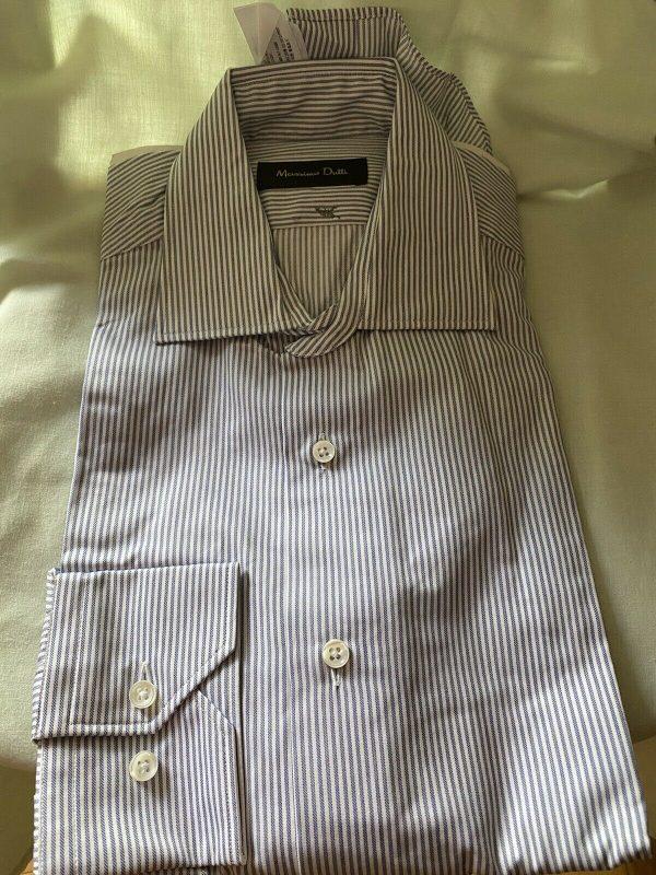 Massimo-Dutti-Shirt-Size-14-383963227681