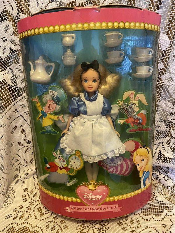 Vintage-Disney-Alice-In-Wonderland-Boxed-383902862491