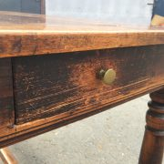 1800c-Rustic-Table-With-2-Drawers-383124570702-10