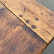 1800c-Rustic-Table-With-2-Drawers-383124570702-3