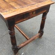 1800c-Rustic-Table-With-2-Drawers-383124570702-8