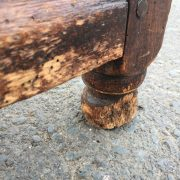 1800c-Rustic-Table-With-2-Drawers-383124570702-9