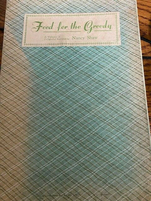Food-for-the-Greedy-by-Nancy-Shaw-Boxed-1951-384171772172-4