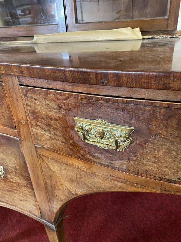 Georgian-Large-Bow-Front-Buffet-Sideboard-265145830342-2