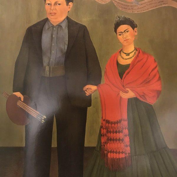 Frida-Kahlo-by-Taschen-Publishing-Postcard-book-or-pack-1994-264274620053-3