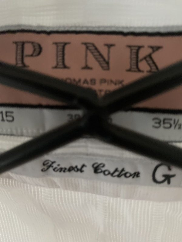 Pink-Brand-White-Quality-Shirt-Size-15-265115377563-3