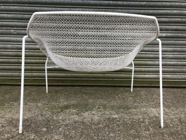 2-Vintage-1950s-Wire-Chairs-Russell-Woodard-265102596384-10