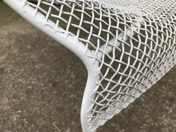 2-Vintage-1950s-Wire-Chairs-Russell-Woodard-265102596384-3