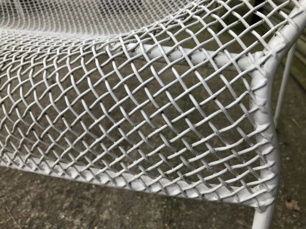 2-Vintage-1950s-Wire-Chairs-Russell-Woodard-265102596384-6