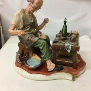 Capodimonte-Figure-The-Cobbler-By-Tosca-383146999094