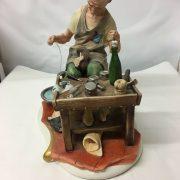 Capodimonte-Figure-The-Cobbler-By-Tosca-383146999094-2