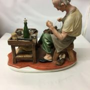 Capodimonte-Figure-The-Cobbler-By-Tosca-383146999094-3