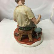 Capodimonte-Figure-The-Cobbler-By-Tosca-383146999094-5