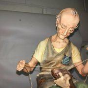 Capodimonte-Figure-The-Cobbler-By-Tosca-383146999094-8