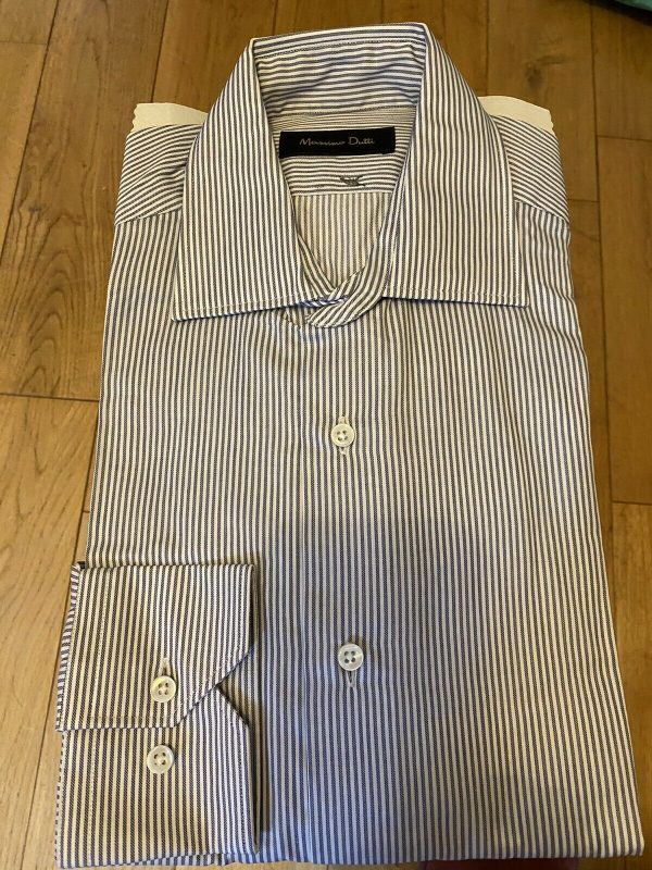 Mens-Massimo-Dutti-Size-14-Unworn-Shirt-265108804704