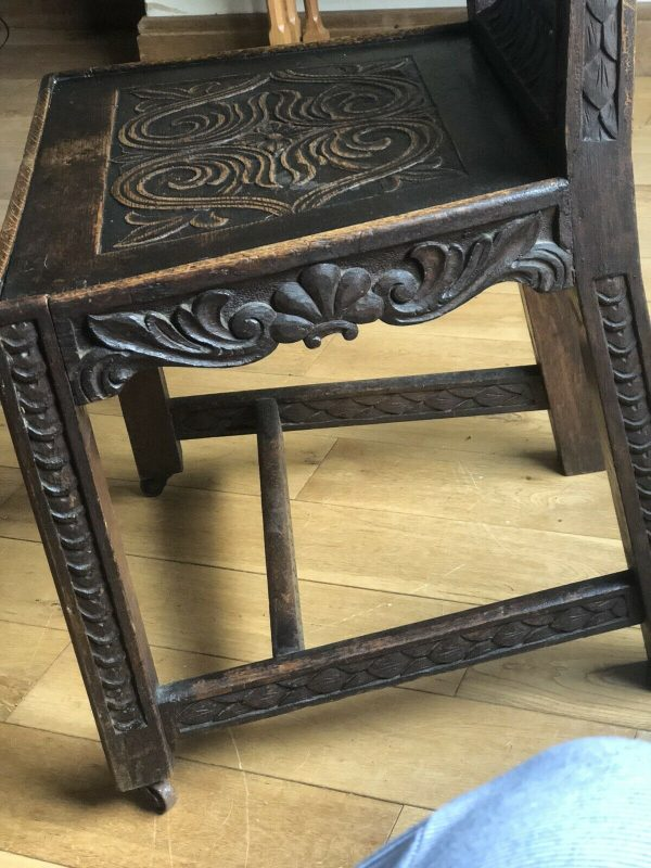Dutch-Oak-Hard-Seat-Chair-C1800-383698883895-6