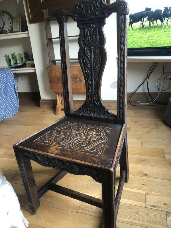 Dutch-Oak-Hard-Seat-Chair-C1800-383698883895