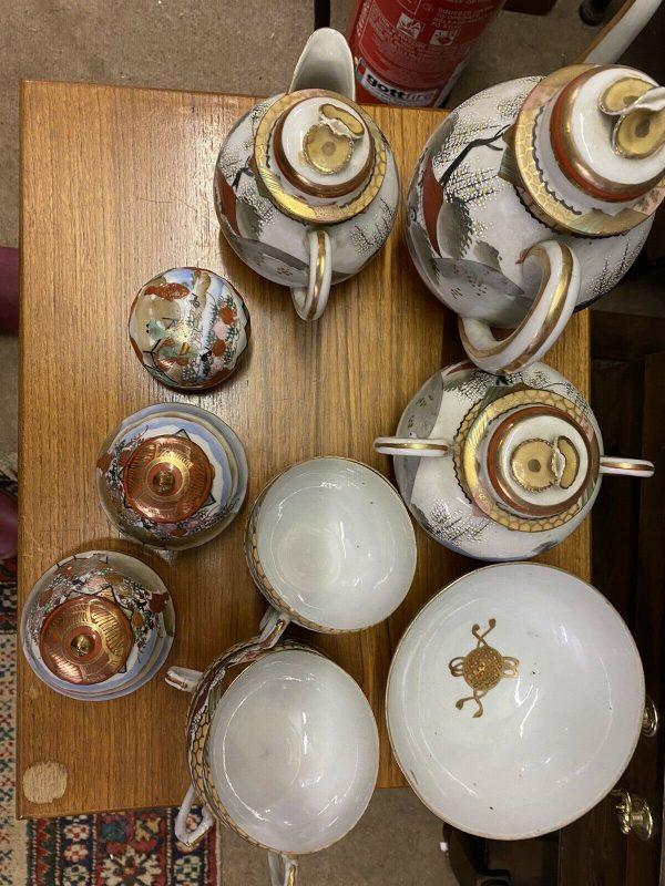 Extensive-Chinese-Teaset-Vintage-Gold-Embellished-265001241605