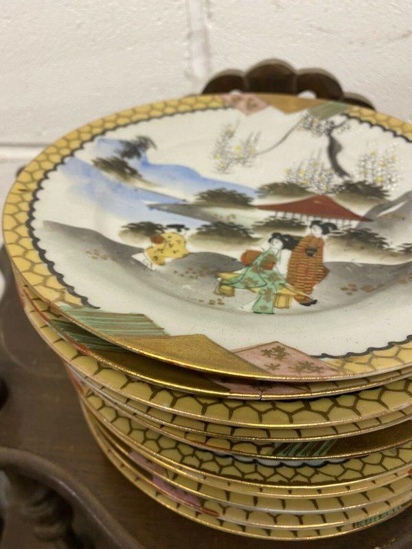 Extensive-Chinese-Teaset-Vintage-Gold-Embellished-265001241605-8