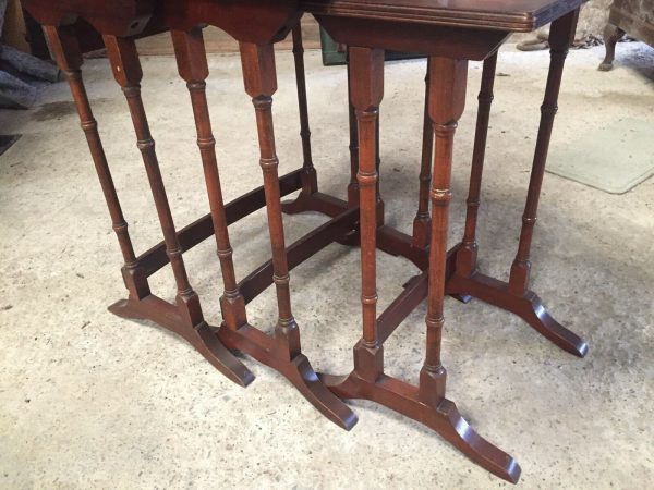 Regency-Flame-Mahogany-Nest-Of-Tables-264449946145-2