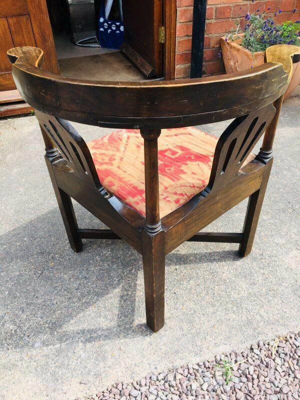 18th-Century-Oak-Corner-Chair-264952333526-2