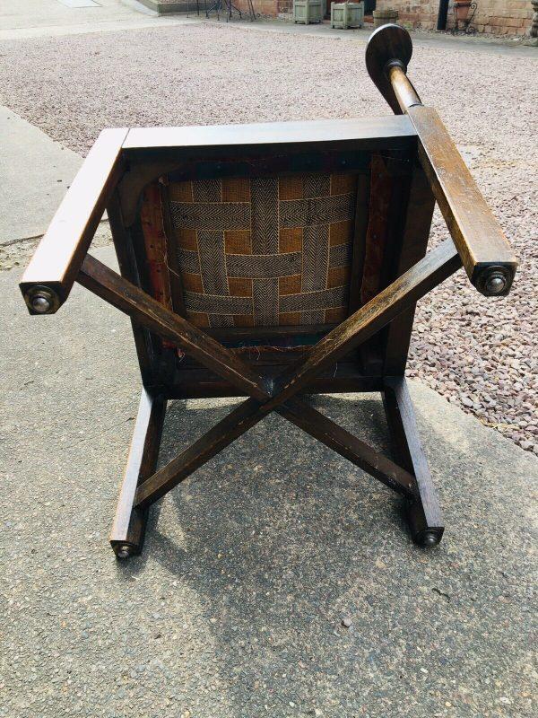 18th-Century-Oak-Corner-Chair-264952333526-5