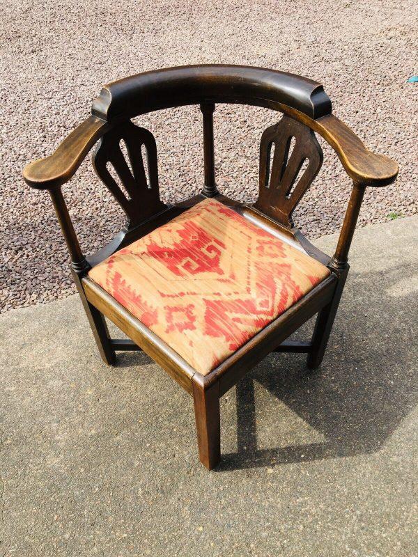 18th-Century-Oak-Corner-Chair-264952333526