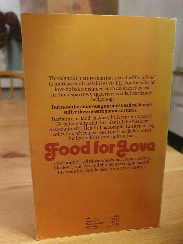 1975-Corgi-First-Edition-Barbara-Cartland-Food-For-Love-265188159036-2