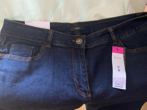 MCo-Stretch-Denim-Jeans-Size-14R-265058537446