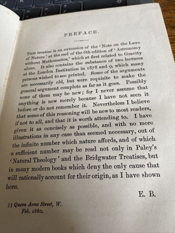 Origin-Of-The-Laws-Of-Nature-By-Sir-Edmund-Beckett-Bart-384101119806-3