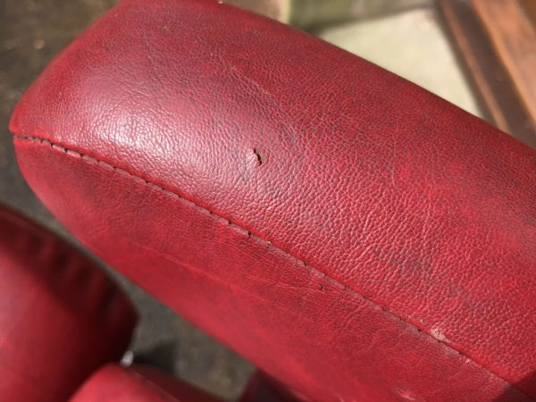 Red-Leather-Italian-Mid-Century-Chair-383503318486-12