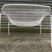 2-Vintage-1950s-Wire-Chairs-Russell-Woodard-264633228537-10