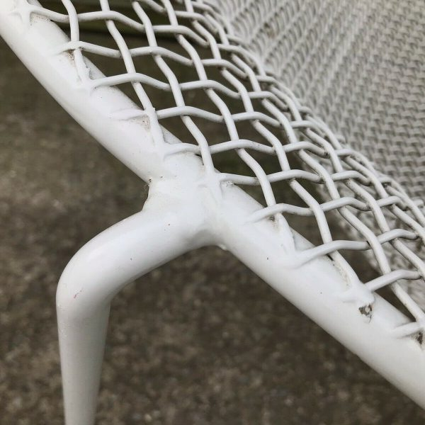2-Vintage-1950s-Wire-Chairs-Russell-Woodard-264633228537-4