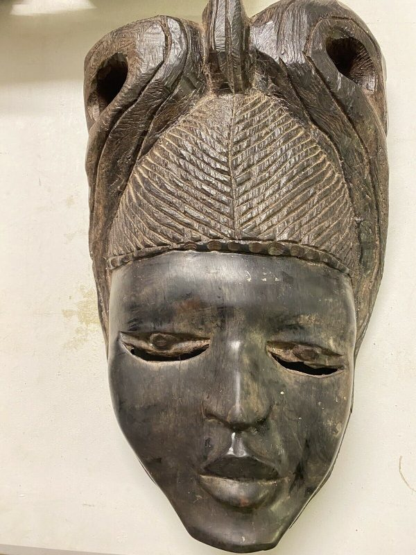 Heavy-37-Cm-Ethnic-African-Mask-264979108917