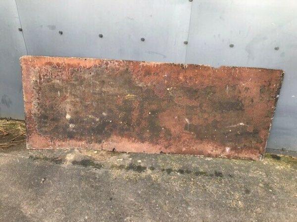 Very-Large-Van-Houten-Metal-Sign-Vintage-383303009087-10