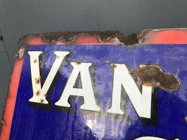 Very-Large-Van-Houten-Metal-Sign-Vintage-383303009087-2