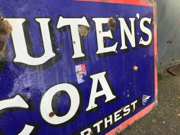 Very-Large-Van-Houten-Metal-Sign-Vintage-383303009087-4
