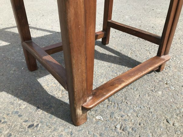 Chinese-Hardwood-Table-And-Four-Chairs-264805467928-9
