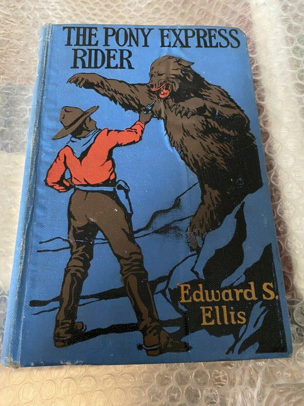 The-Pony-Express-Rider-By-Edward-Ellis-384099216638