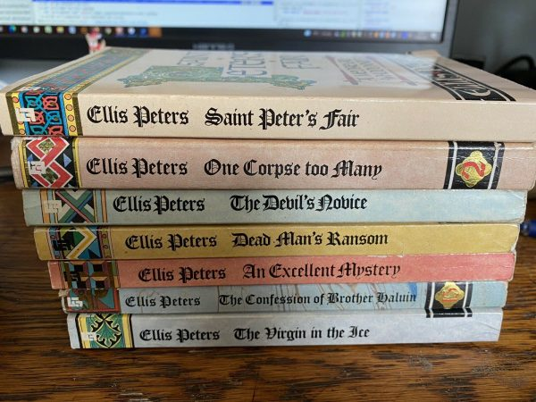 7-Ellis-Peters-Cadfael-Books-265198930559