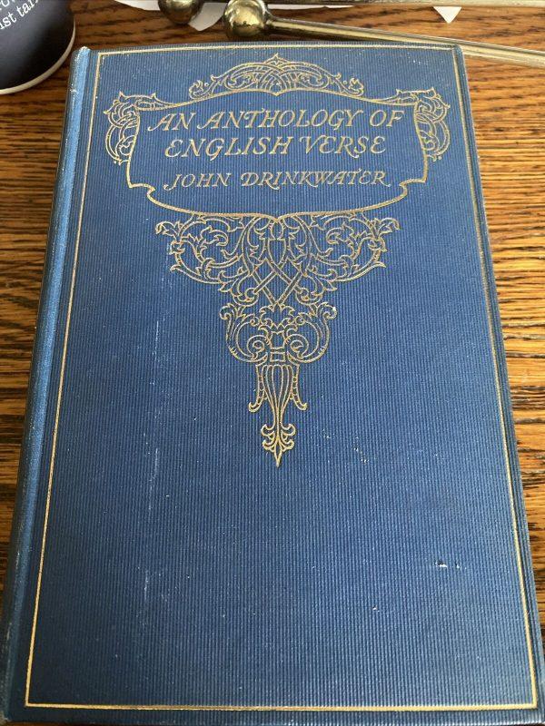An-anthology-of-English-verse-John-Drinkwater-265200149099