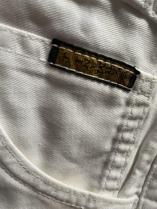 Armani-White-Jeans-Size-28-Waist-383963263629-5
