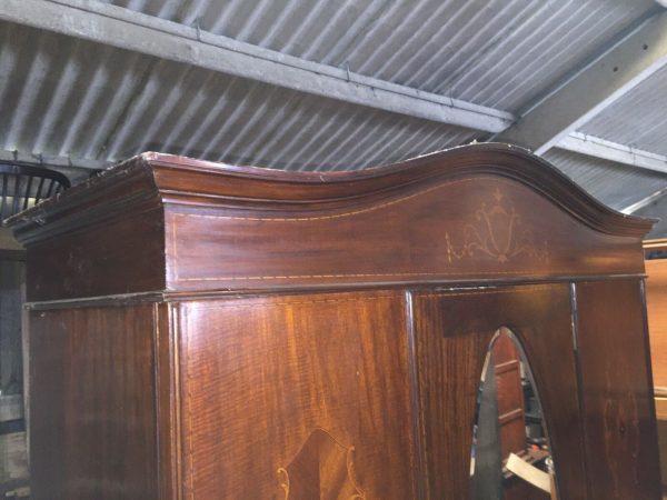 Mahogany-Ornate-Wardrobe-Inlaid-Edwardian-383927662869-4