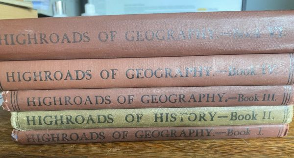 Set-Of-5-Highroads-Of-Geography-1927-265217221609