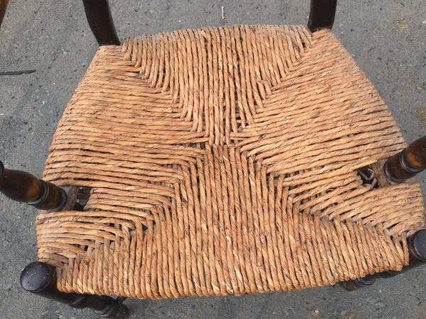 Set-Of-6-Unusual-Rush-Seated-Chairs-C1800-383617695109-10