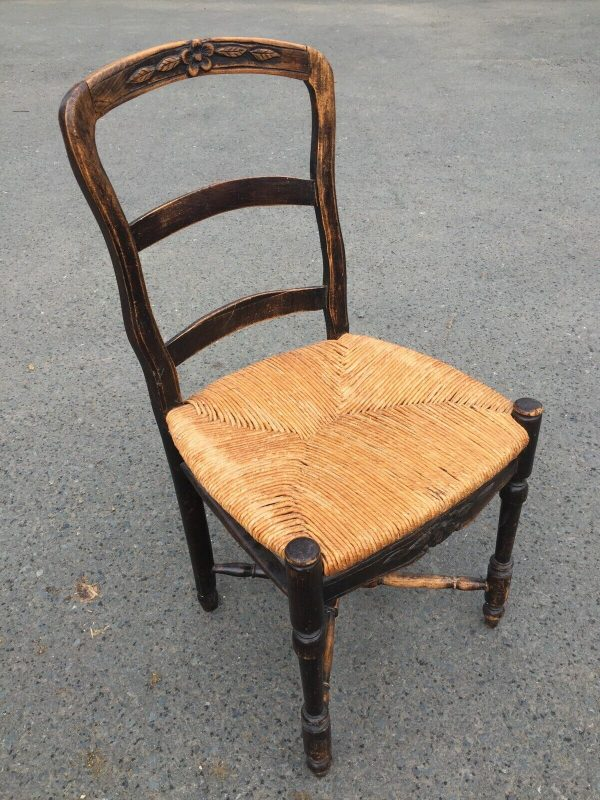 Set-Of-6-Unusual-Rush-Seated-Chairs-C1800-383617695109-6